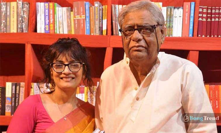 Ushasie Chakraborty Father Death Anniversary ঊষসী চক্রবর্তী