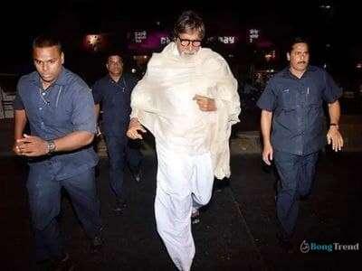 amitabh bachchan body guard jitendra shinde
