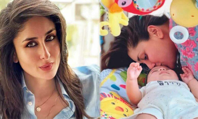 kareena Second Baby name jahangir
