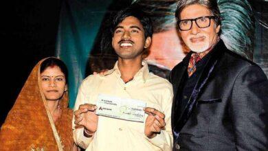 Photo of 'কৌন বনেগা ক্রোড়পতি'তে জিতে ছিলেন ৫ কোটি টাকা, ভাগ্যের পরিহাসে আজ ফকির সুশীল