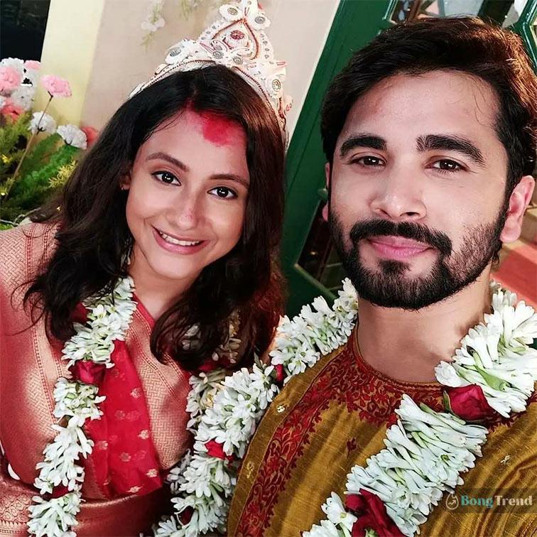 Aay Tobe Sohochori Serial Wedding আয় তবে সহচরী