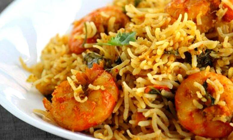 Chingri Khichuri Recipe