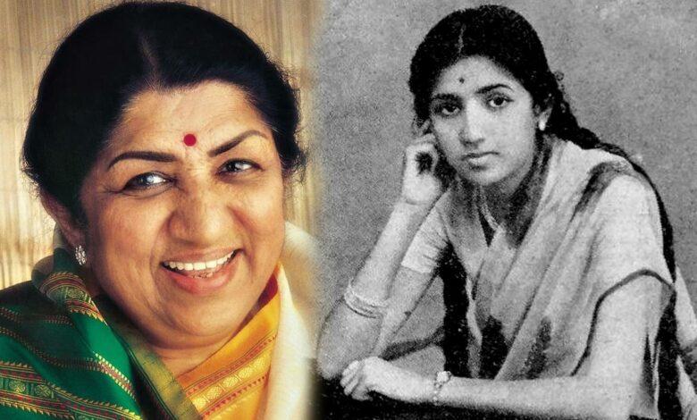 Lata Mangeshkar unfinished love story
