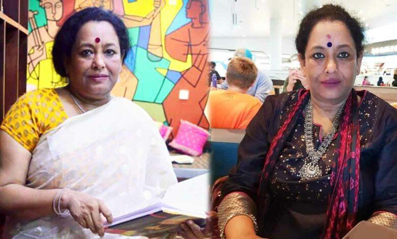 Serial Writer Leena Ganguly সিরিয়াল লেখিকা লীনা গাঙ্গুলী