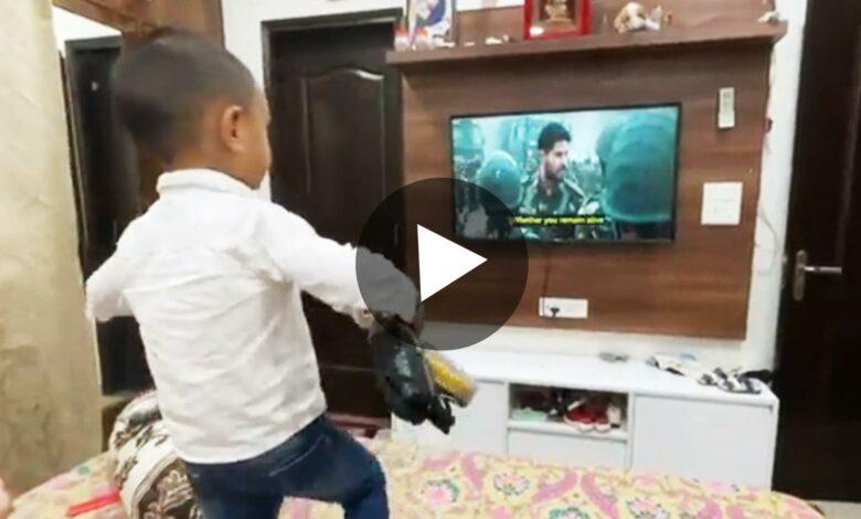 Little Boy shershah movie sidharth malhotra dialogue viral video