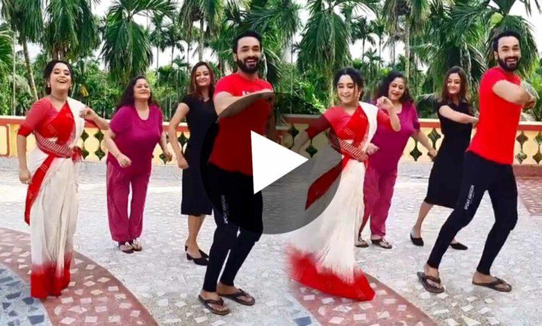 Mithai Dancing with Somda and Torsa Viral Video
