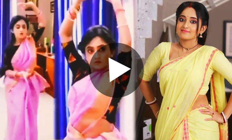 Mithai Actress Soumitrisha Kundu loves dancing