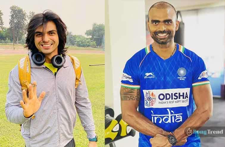 Neeraj Chopra P R Sreejesh coming to KBC Season13