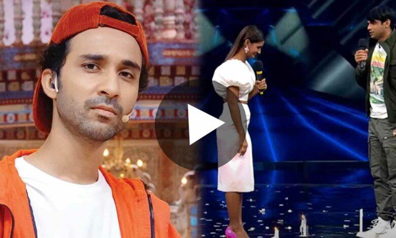 Neeraj Chopra Propose Shakti Mohan on Dance Plus
