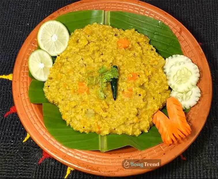 Panchoratna Khichuri Recipe