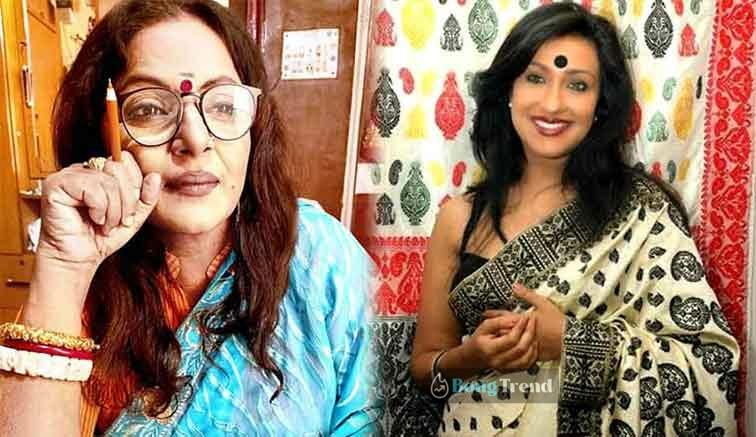 Papiya Adhikari Film with Rituparna Sengupta