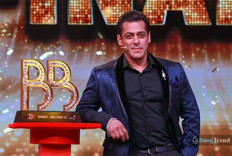 Salman Khan to be paid 350 Crore for hosting Big Boss 15