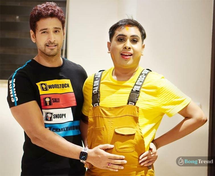 Sandy Saha going to be mother of Yash Dasgupta's baby