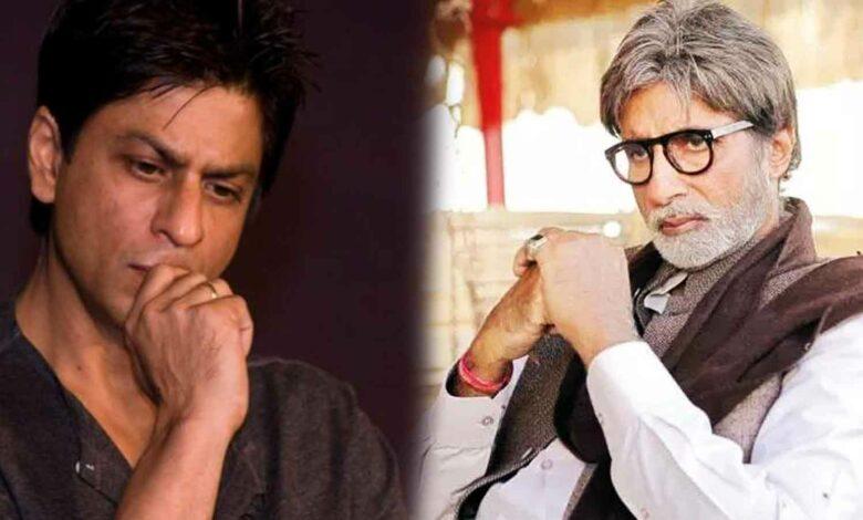 Shahrukh Khan to Amitabh Bacchan 5 bollywood celebrities gone through money crisis