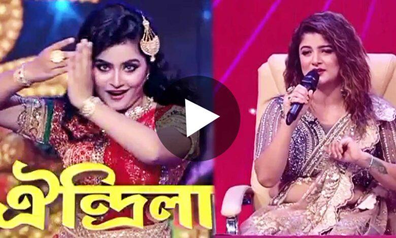 Srabanti Calls Oindrila Saha Little Aishwarya