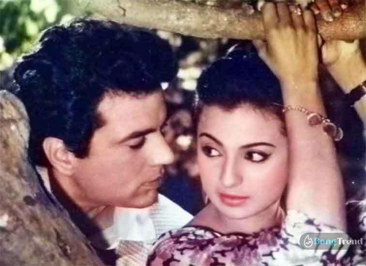Tanuja slapped Dharmendra when dharmendra was flirting on shooting floor