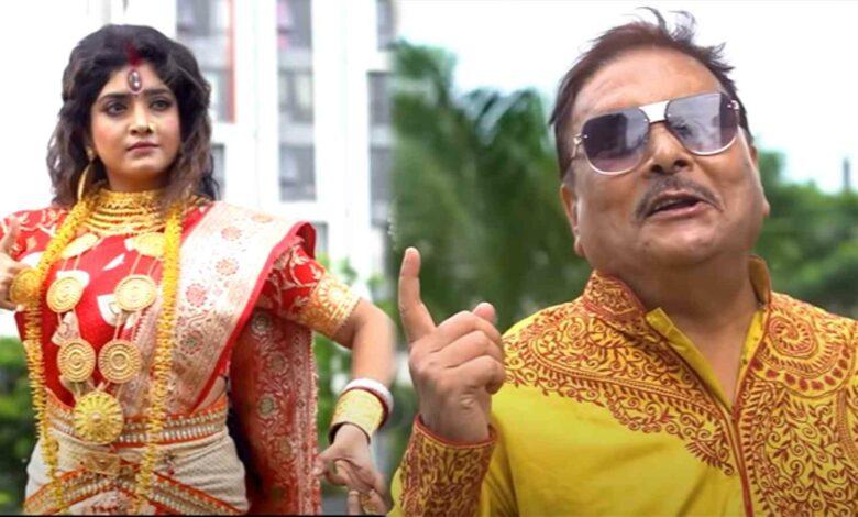 Manosi Sengupta trolled for performing in Madan Da Viral Song