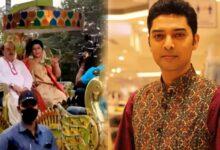 Photo of 'নেত্ত নাকি খ্যামটা'! নেটপাড়ায় ভাইরাল শোভন-বৈশাখীর প্রেম নৃত্য, কটাক্ষের সুরে বিঁধলেন ভাস্বর