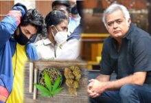 Photo of 'ভারতে গাঁজা সেবন আইনসিদ্ধ হওয়া উচিত!' আরিয়ান মাদক মামলায় বিস্ফোরক মন্তব্য পরিচালকের