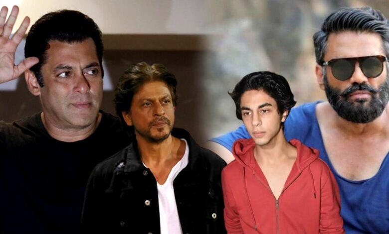 Celebrities supporting Aryan Khan