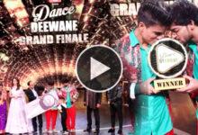 Photo of Dance Deewane-র মঞ্চে সত্যি হল স্বপ্ন, দীর্ঘ লড়াই শেষে উইনার ট্রফি পেল পীযূশ-রুপেশ