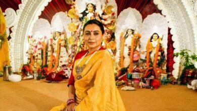 Photo of দুবছর পর বাড়ির পুজোয় রানী মুখার্জি! বাঙালি সাজে অভিনেত্রীর মুখ তবুও ভার, রয়ে গেছে এই আক্ষেপ